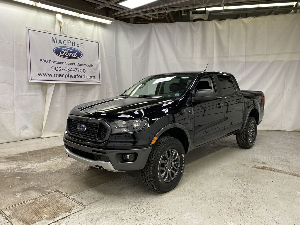 Black[Shadow Black] 2020 Ford Ranger