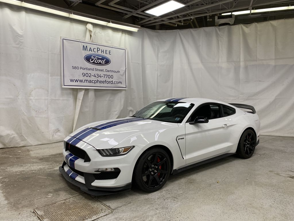 White[Oxford White] 2018 Ford Mustang