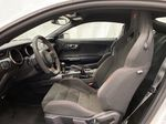 White[Oxford White] 2018 Ford Mustang Left Front Interior Photo in Dartmouth NS