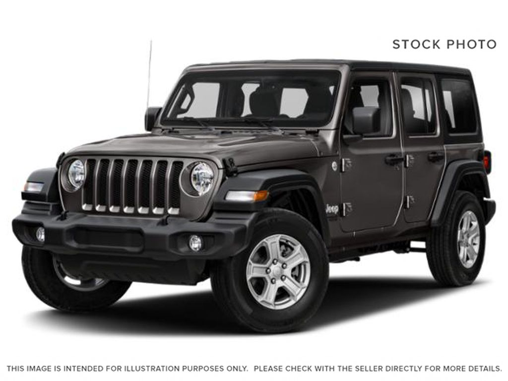 Gray[Granite Crystal Metallic] 2021 Jeep Wrangler
