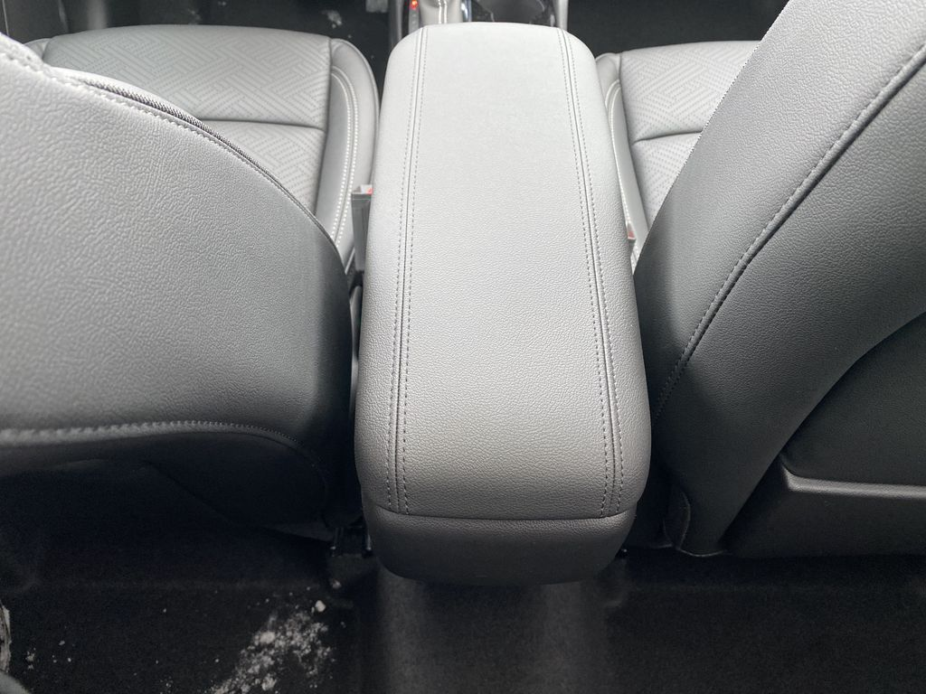 Red[Chili Red Metallic] 2021 Buick Encore GX Center Console Photo in Edmonton AB