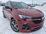 Red[Chili Red Metallic] 2021 Buick Encore GX Right Front Corner Photo in Edmonton AB