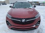 Red[Chili Red Metallic] 2021 Buick Encore GX Front Vehicle Photo in Edmonton AB