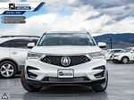WHITE NH-883PX 2021 Acura RDX Left Front Interior Photo in Kelowna BC