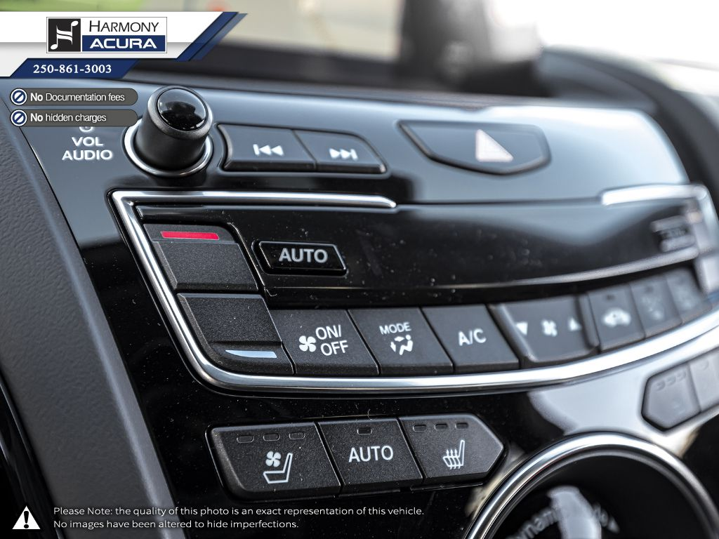 GREY NH-797MX 2021 Acura RDX Central Dash Options Photo in Kelowna BC