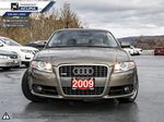 Gold 2009 Audi A4 Engine Compartment Photo in Kelowna BC