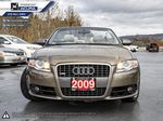 Gold 2009 Audi A4 Left Front Interior Photo in Kelowna BC