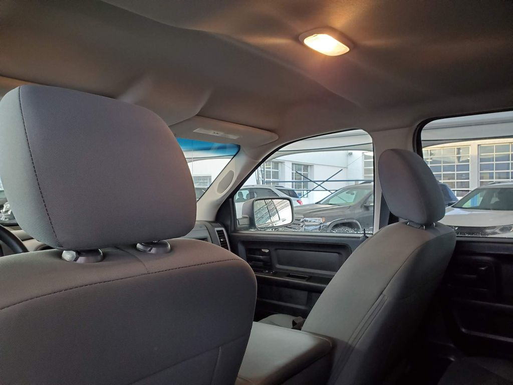Dark Green 2016 Ram 1500 Central Dash Options Photo in Airdrie AB