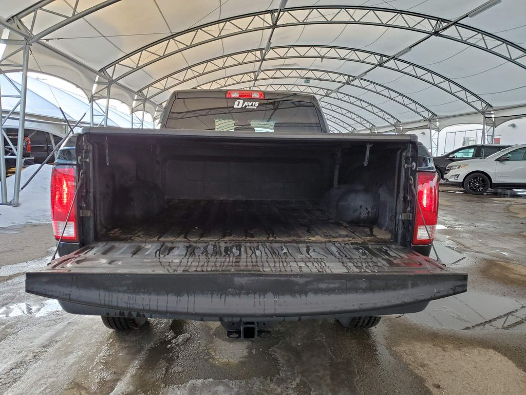 Dark Green 2016 Ram 1500 Apple Carplay/Android Auto Photo in Airdrie AB