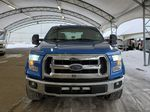 Blue 2015 Ford F-150 Left Front Corner Photo in Airdrie AB