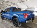 Blue 2015 Ford F-150 Strng Wheel: Frm Rear in Airdrie AB