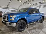 Blue 2015 Ford F-150 Central Dash Options Photo in Airdrie AB
