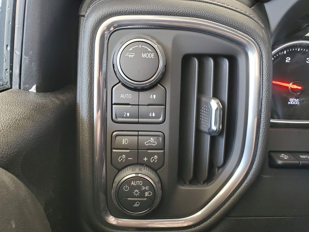 Blue 2021 Chevrolet Silverado 2500HD Front Vehicle Photo in Airdrie AB