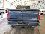 Blue 2021 Chevrolet Silverado 2500HD Right Side Rear Seat  Photo in Airdrie AB