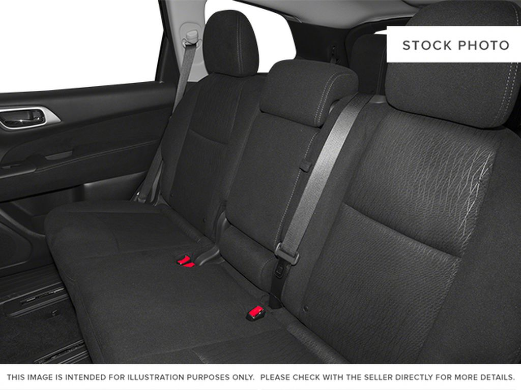 2013 Nissan Pathfinder Left Side Rear Seat  Photo in Barrhead AB