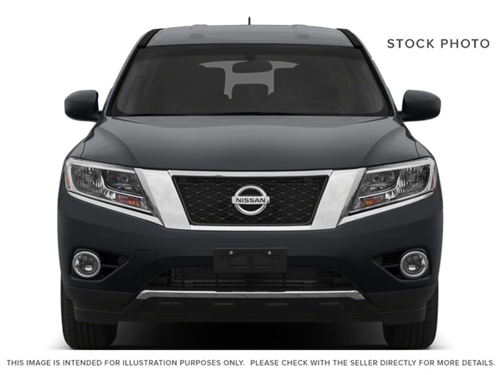 2013 Nissan Pathfinder Front Vehicle Photo in Barrhead AB