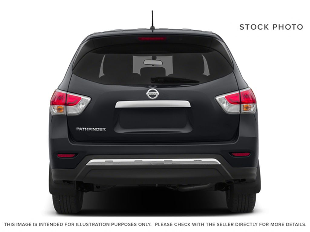 2013 Nissan Pathfinder Rear of Vehicle Photo in Barrhead AB