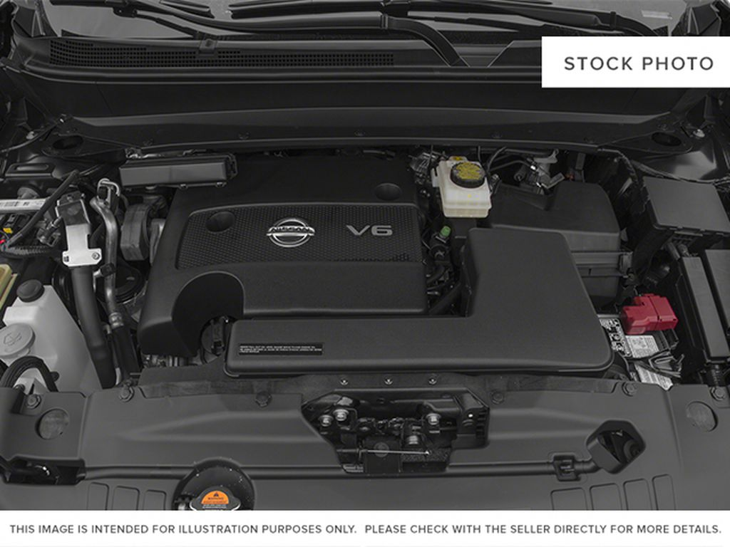 2013 Nissan Pathfinder Engine Compartment Photo in Barrhead AB