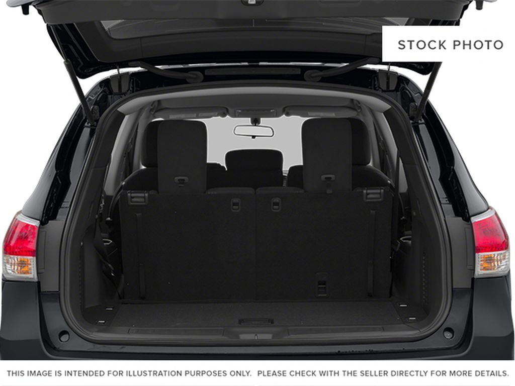 2013 Nissan Pathfinder Trunk / Cargo Area Photo in Barrhead AB