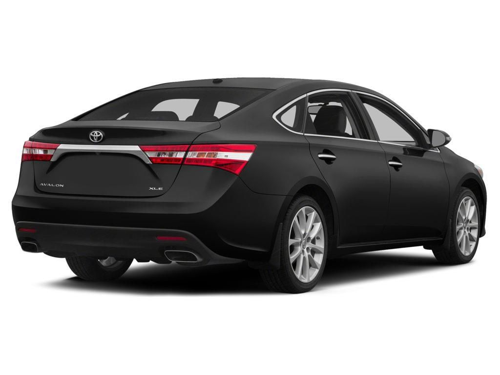 Black 2014 Toyota Avalon Left Front Rim and Tire Photo in Westlock AB