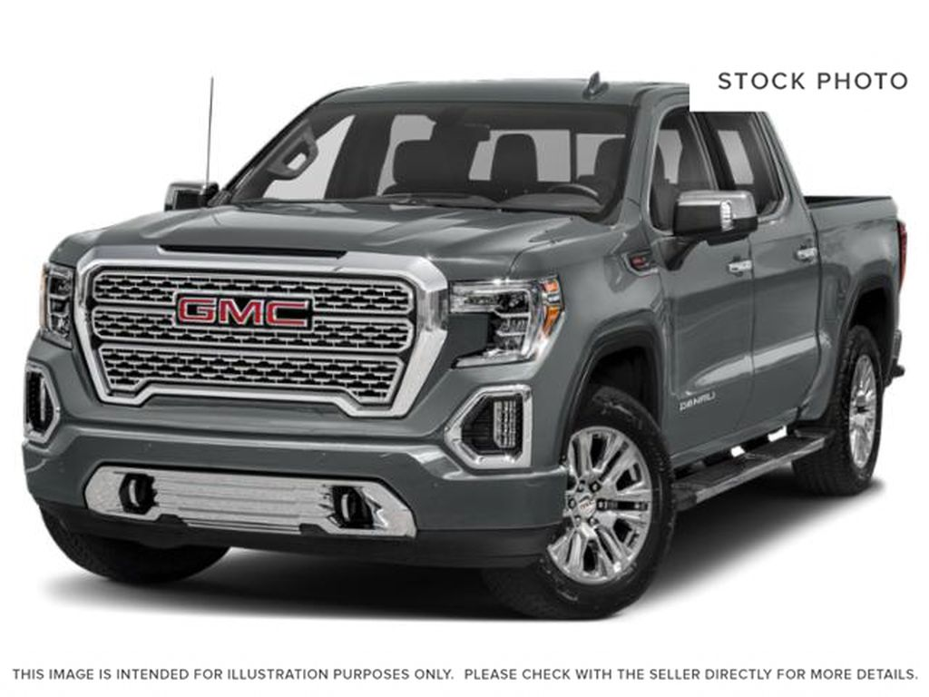 Satin Steel Metallic 2021 GMC Sierra 1500