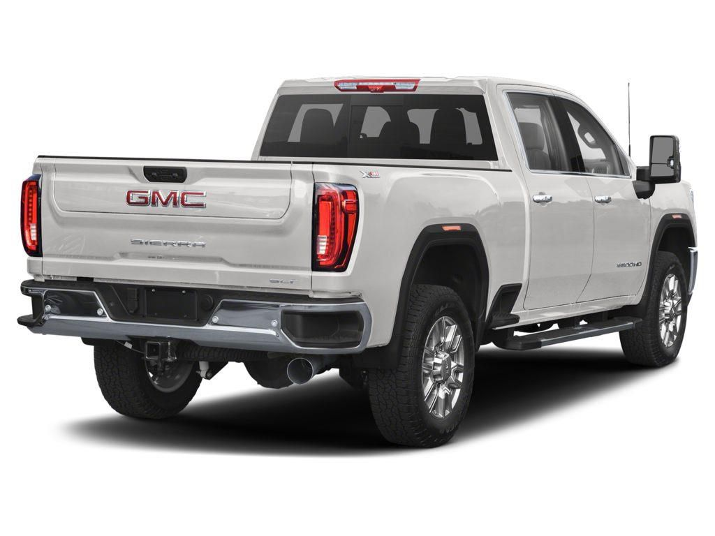 White 2021 GMC Sierra 3500HD Left Front Rim and Tire Photo in Lethbridge AB