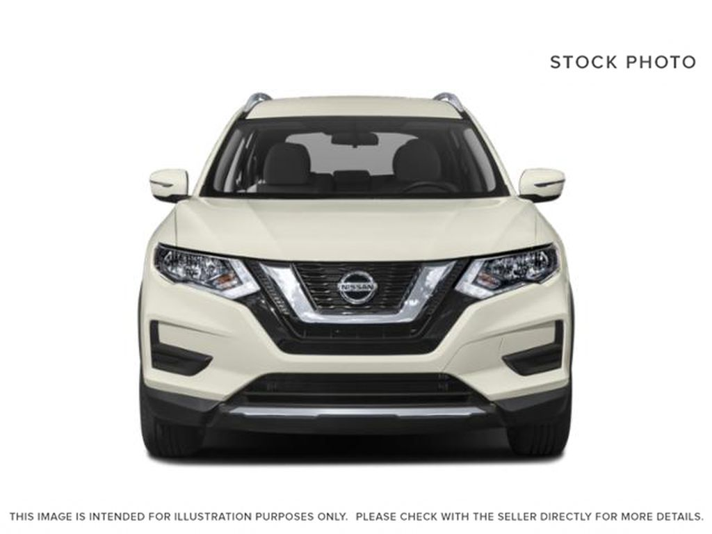 2018 Nissan Rogue Front Vehicle Photo in Medicine Hat AB