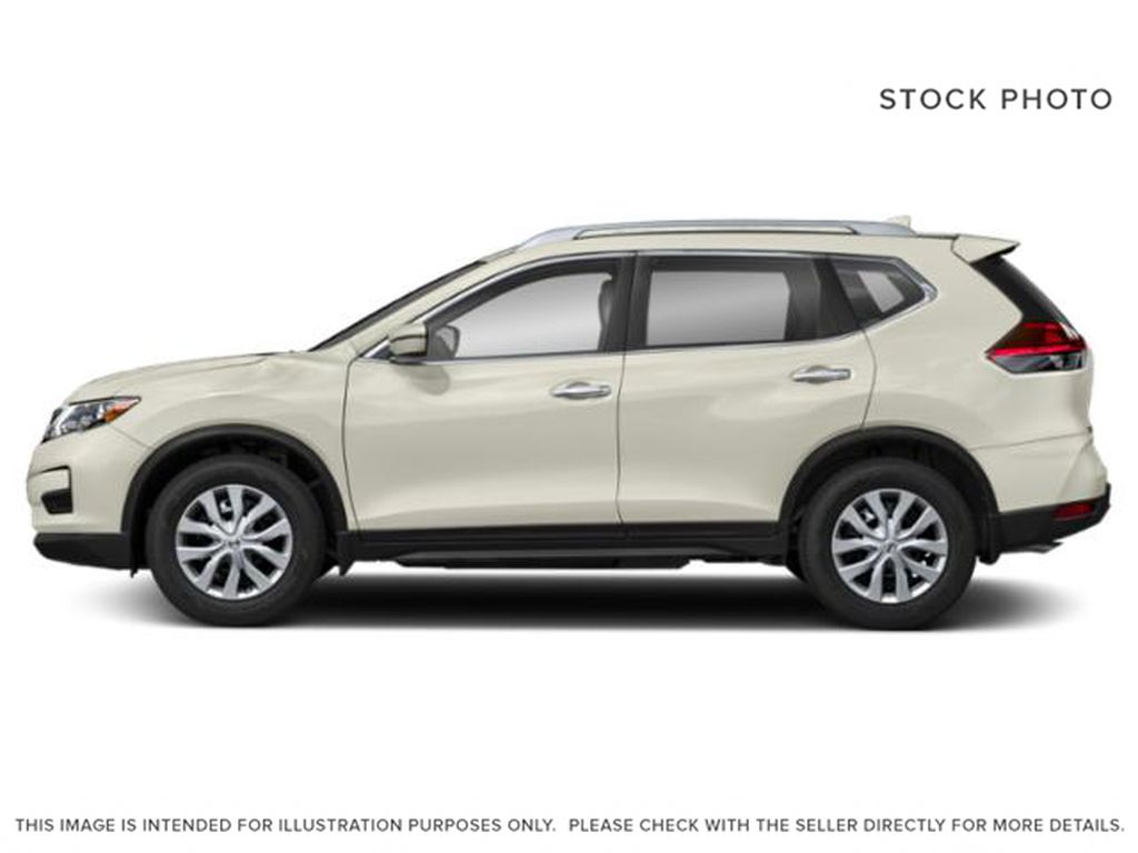 2018 Nissan Rogue Left Side Photo in Medicine Hat AB