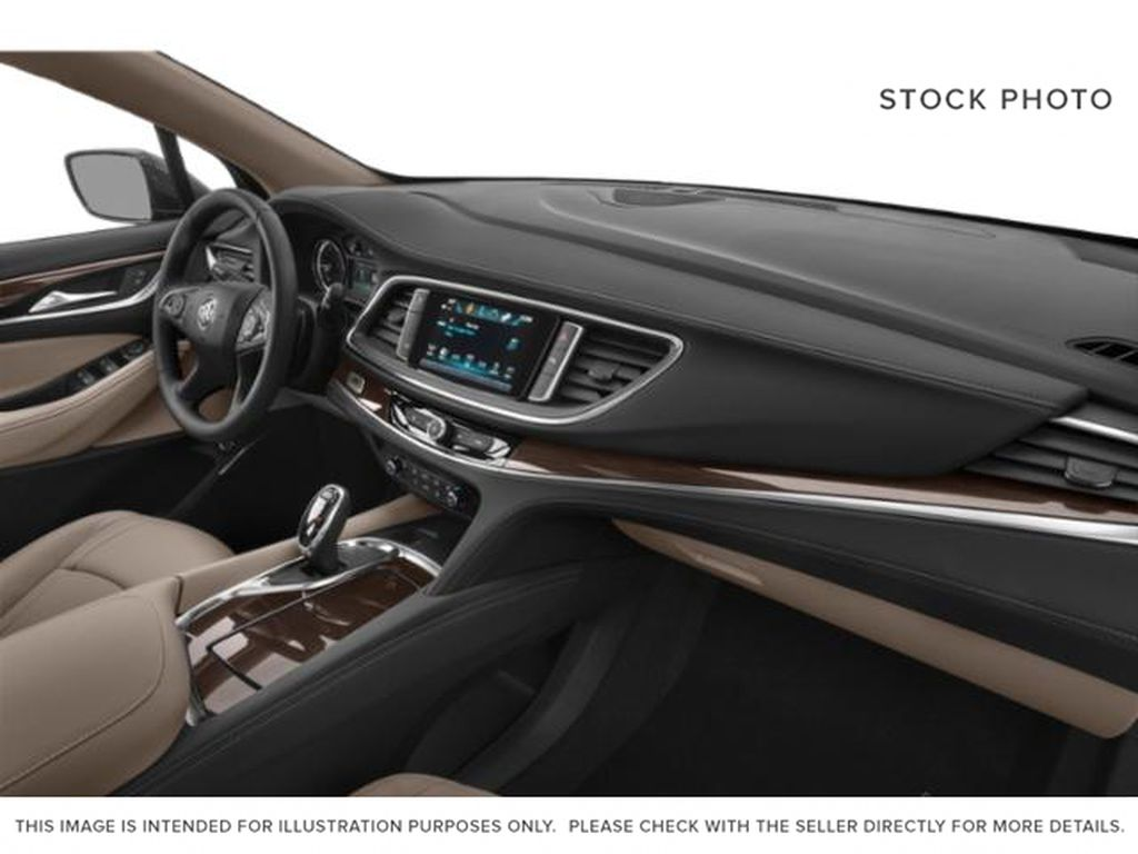 White[Summit White] 2020 Buick Enclave Right Side Front Seat  Photo in Portage La Prairie MB