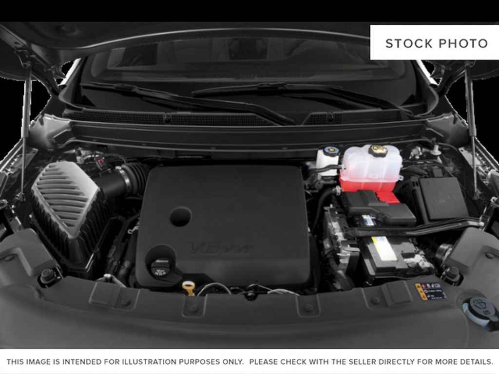 White[Summit White] 2020 Buick Enclave Engine Compartment Photo in Portage La Prairie MB