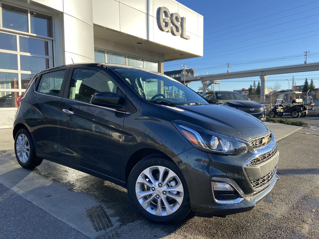 Gray[Nightfall Grey] 2020 Chevrolet Spark