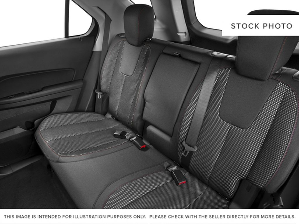 2017 Chevrolet Equinox Left Side Rear Seat  Photo in Barrhead AB