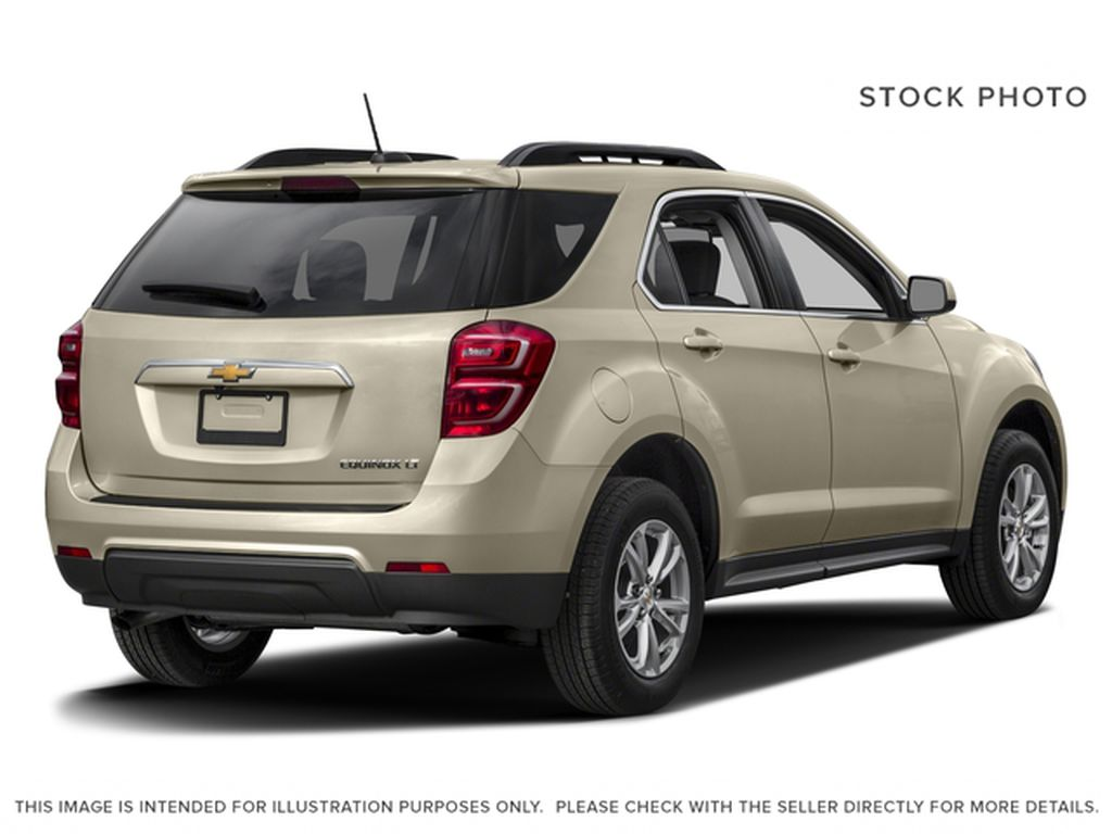 2017 Chevrolet Equinox Right Rear Corner Photo in Barrhead AB
