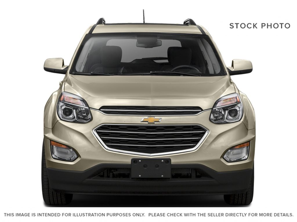 2017 Chevrolet Equinox Front Vehicle Photo in Barrhead AB