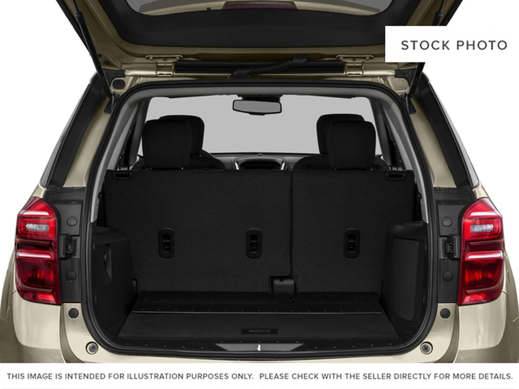2017 Chevrolet Equinox Trunk / Cargo Area Photo in Barrhead AB
