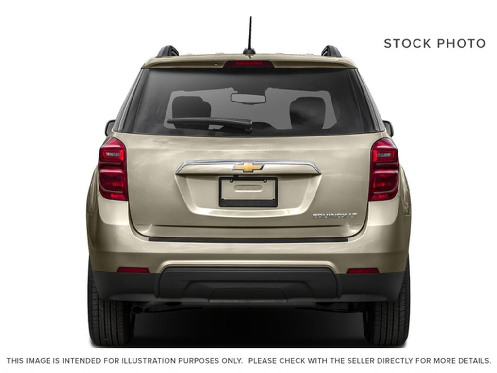 2017 Chevrolet Equinox Rear of Vehicle Photo in Barrhead AB