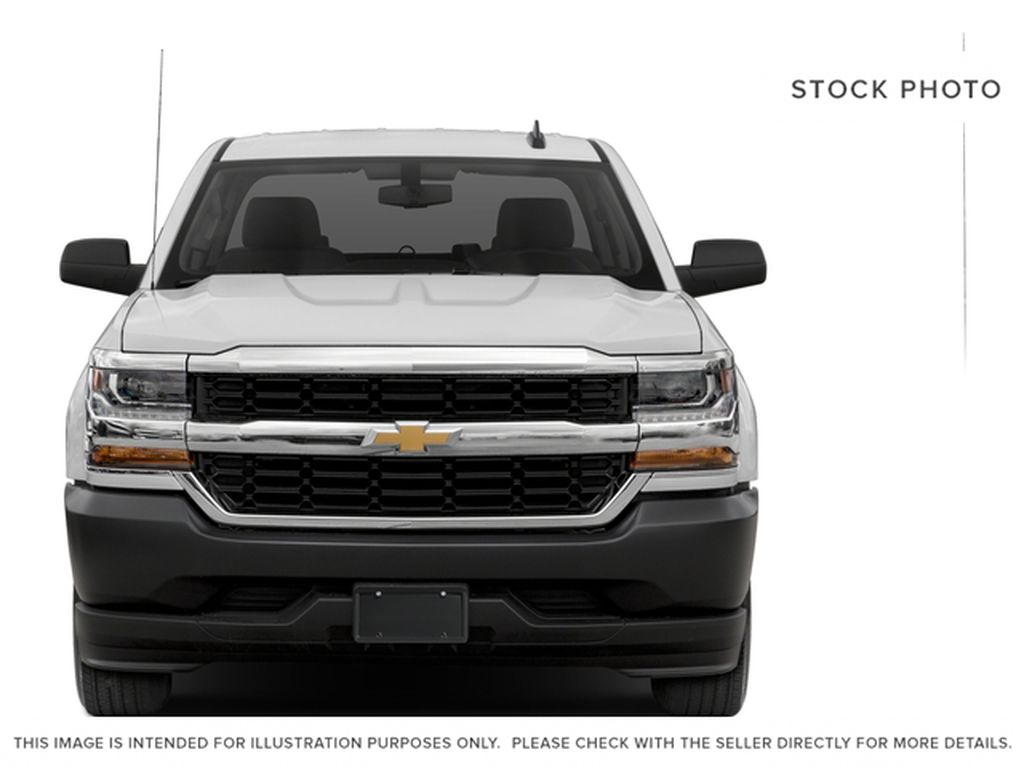 2017 Chevrolet Silverado 1500 Front Vehicle Photo in Barrhead AB