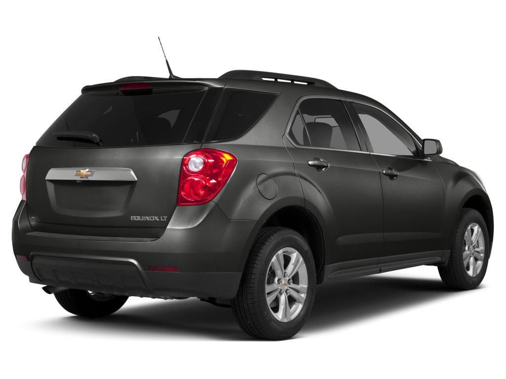 Grey 2015 Chevrolet Equinox Left Front Rim and Tire Photo in Barrhead AB