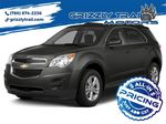 Grey 2015 Chevrolet Equinox Primary Listing Photo in Barrhead AB