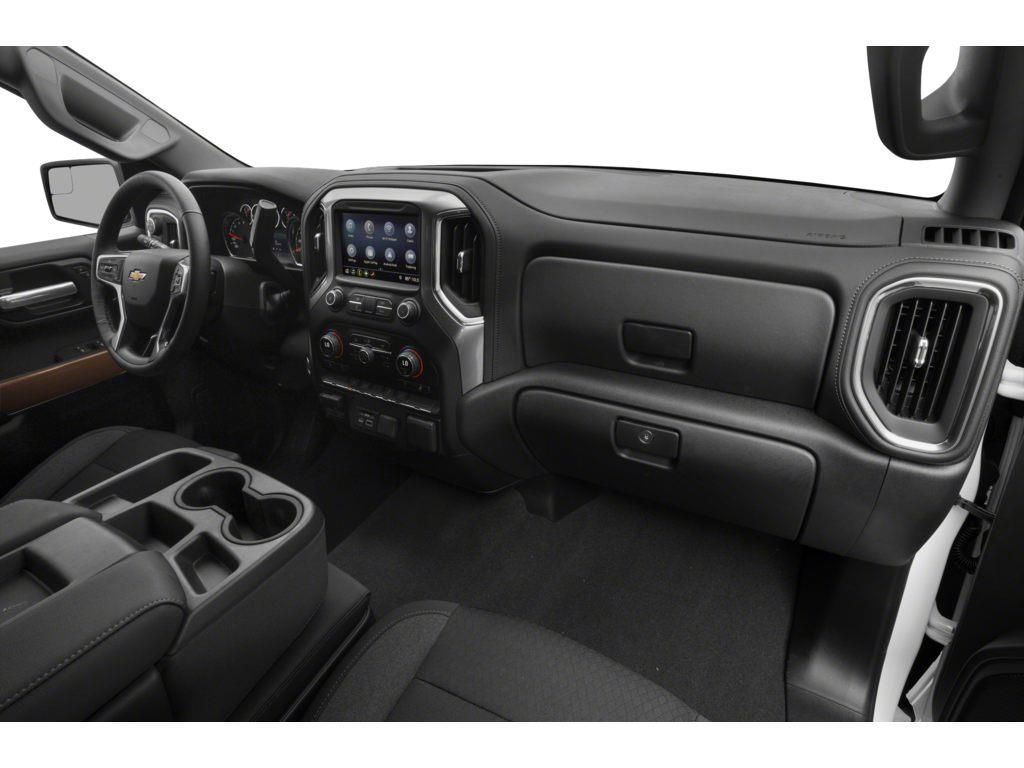 Red 2019 Chevrolet Silverado 1500 Front Vehicle Photo in Westlock AB
