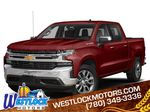 Red 2019 Chevrolet Silverado 1500 Primary Listing Photo in Westlock AB