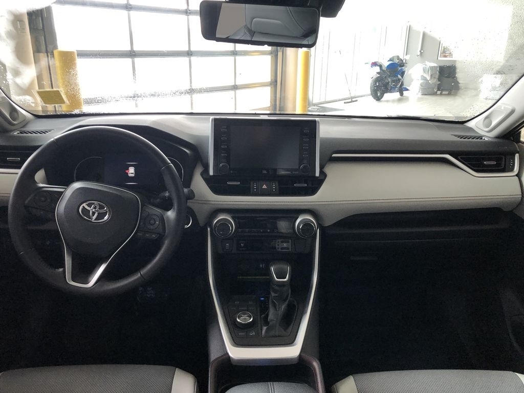 Black 2019 Toyota RAV4 Limited | Toyota Certified Third Row Seat or Additional  Photo in Edmonton AB