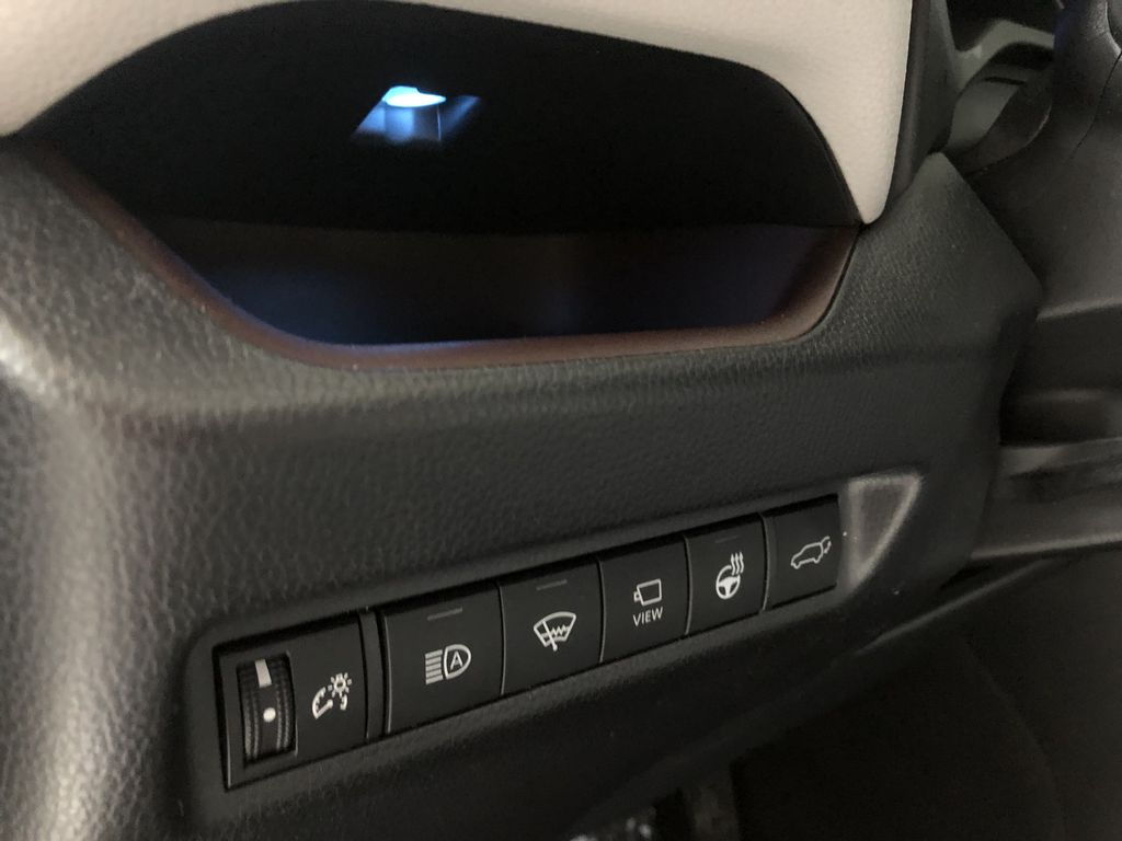 Black 2019 Toyota RAV4 Limited | Toyota Certified Right Side Front Seat  Photo in Edmonton AB