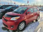 Red 2011 Scion xD 5DR HB MAN Odometer Photo in Edmonton AB
