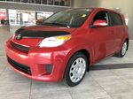 Red 2011 Scion xD 5DR HB MAN Left Side Rear Seat  Photo in Edmonton AB