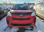 Red 2011 Scion xD 5DR HB MAN Left Front Interior Photo in Edmonton AB