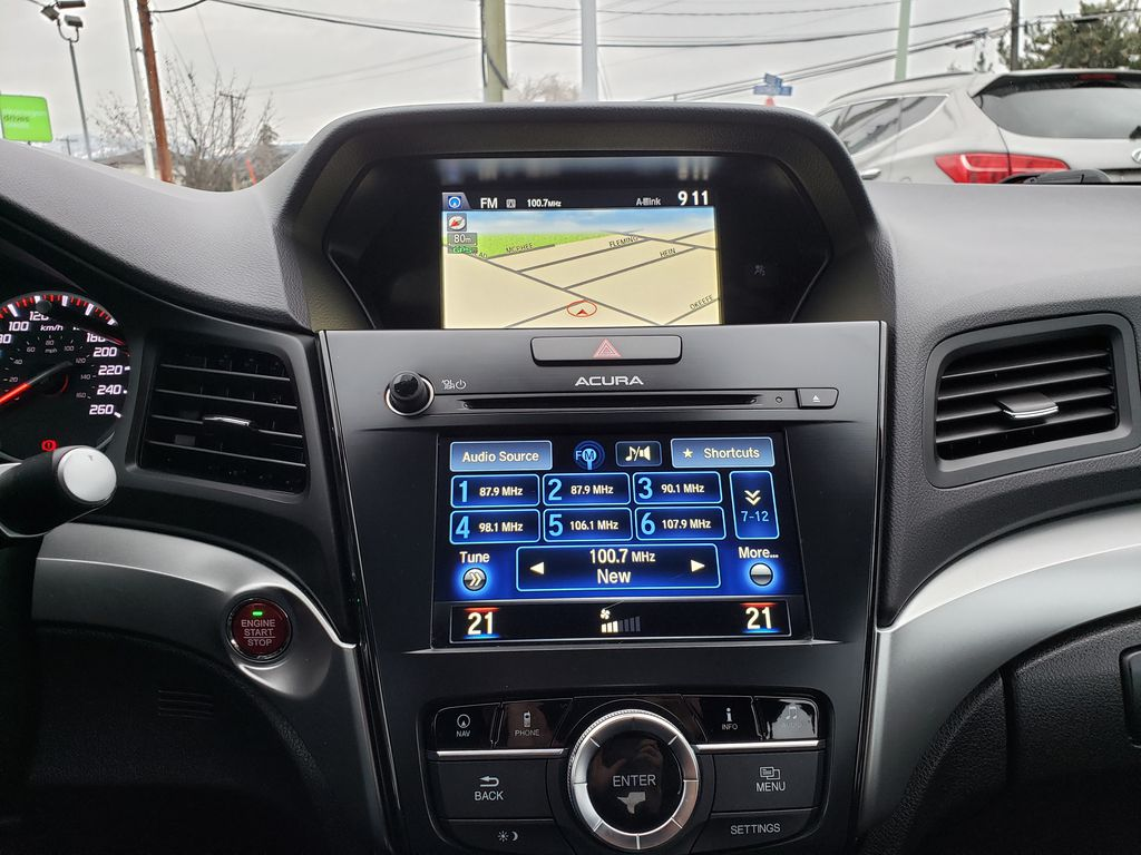 2017 Acura ILX Central Dash Options Photo in Kelowna BC