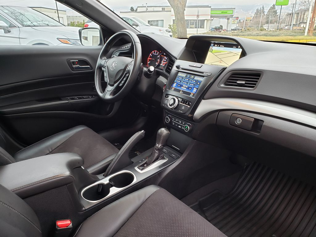 2017 Acura ILX Right Side Front Seat  Photo in Kelowna BC