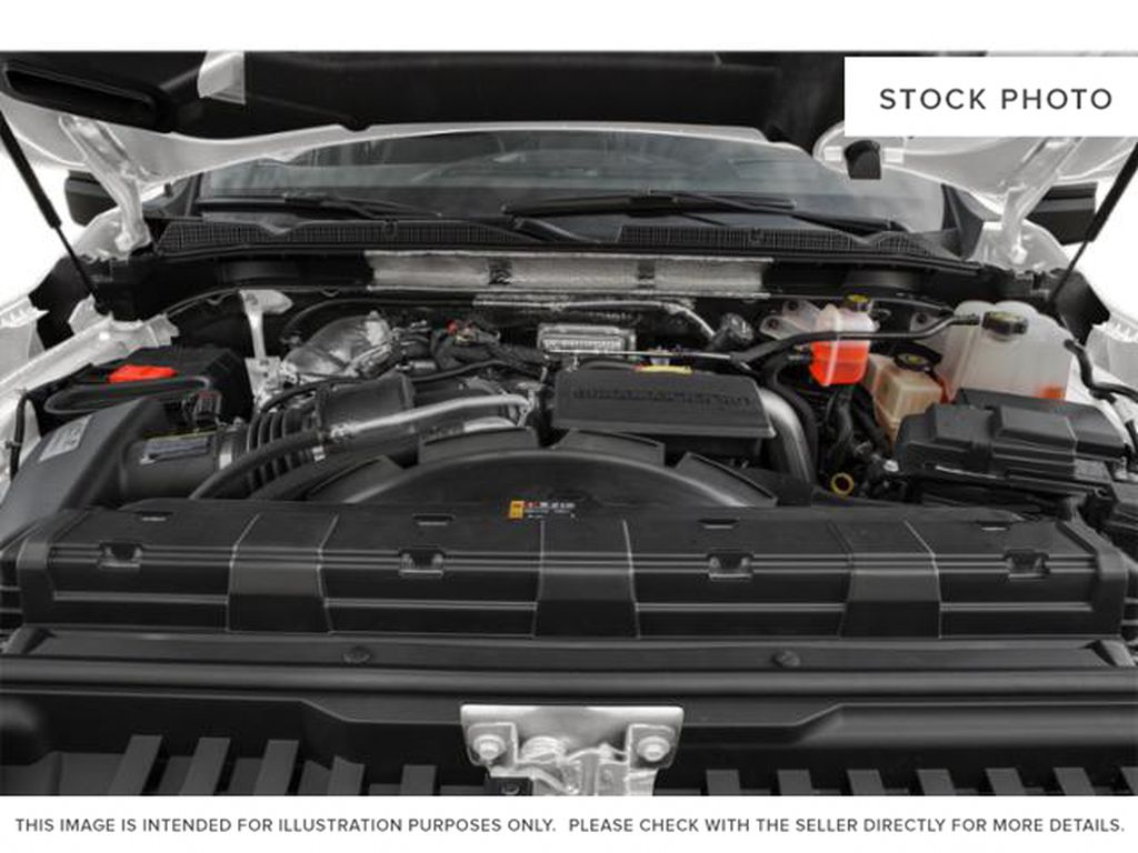 2021 GMC Sierra 2500HD Engine Compartment Photo in Medicine Hat AB