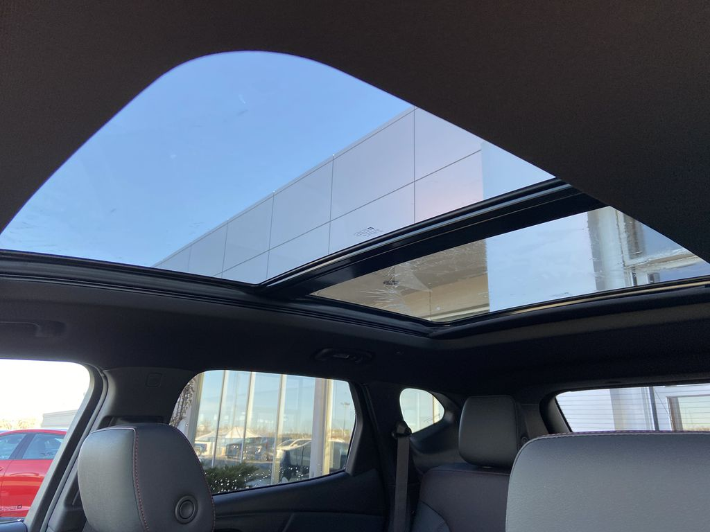 Red[Cherry Red Tintcoat] 2021 Chevrolet Blazer RS Sunroof Photo in Calgary AB